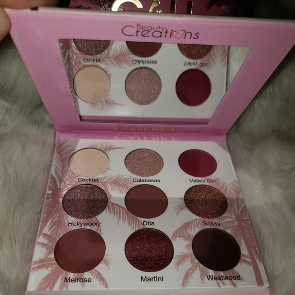 Beauty Creations Other - BEAUTY CREATIONS Eyeshadow pallette